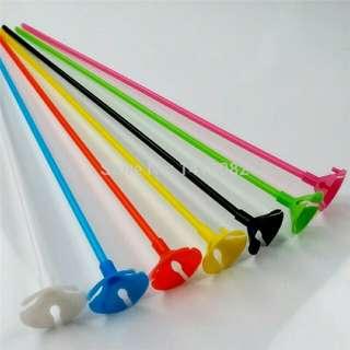 Balloon Stick (10 pieces per order) 32cm in length