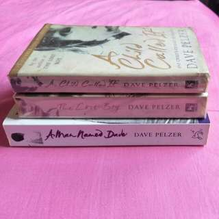 Fiction storybook series Dave Pelzer