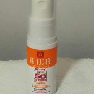 BN Helioccare Advanced spray SPF50