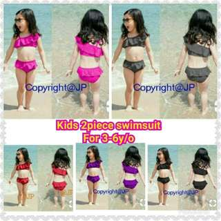 Kids 2piece swimsuit For 3-6y/o Retail 240 Reseller 220
