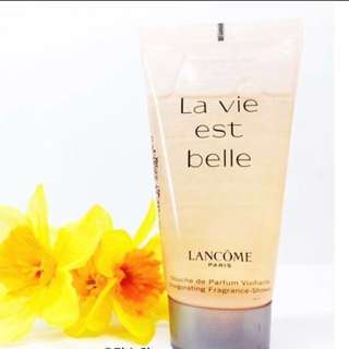 Bn Lancome 50ml Shower Gel (La Vie Est Belle) #idotrades
