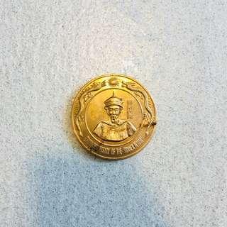Emperor Kangxi Coin