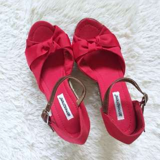 Atmosphere Red Shoes