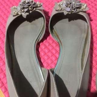 Beige CLN sandals