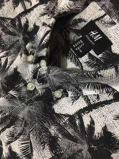 H&M Button Down (Summer Shirt)