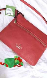 Kate Spade Red Sling Bag