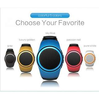 B20 Wireless Sports Wristband Bluetooth Music Speaker