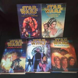 Star Wars Novels
