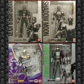 SHFiguarts Kamen Rider / Masked Rider / Super Sentai