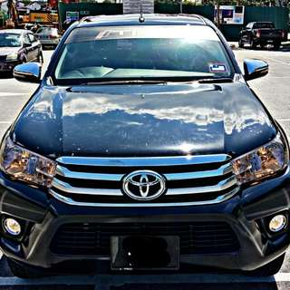 Toyota Hilux 2.4(A) REVO