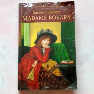Novel Klasik Madame Bovary by Gustave Flaubert