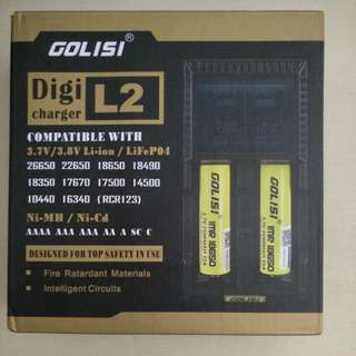 Golisi universal battery charger