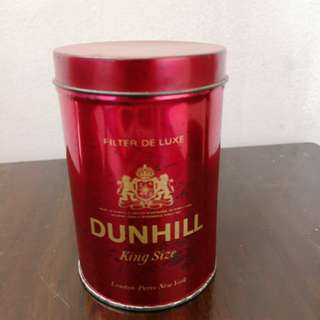 Dunhill tin