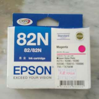 Epson Ink Cartridge (82N Magenta)