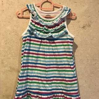 Oshkosh tunic for girls