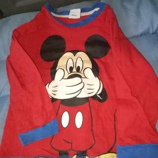 Disney Longsleeves 2T