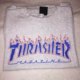 Authentic thrasher shirt