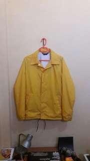 Windbraker / Coach jacket Kuning, trendy