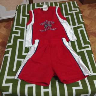 Baby Jersey Set
