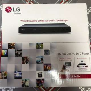 LG Blu-ray Player