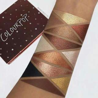 Colourpop  Eyeshadow Palette