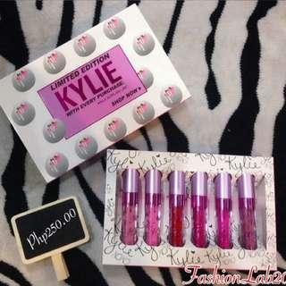 Kylie Matte Lipstick - Set