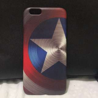 Captain America iPhone 6/6s Case
