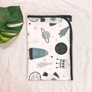 Baby Travel/Stroller Blanket