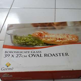 Oval Roaster