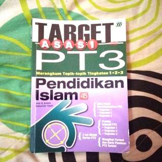 PT3 Pendidikan Islam Reference Book