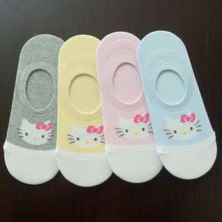 Hello Kitty Sock B (3 for $10.00)