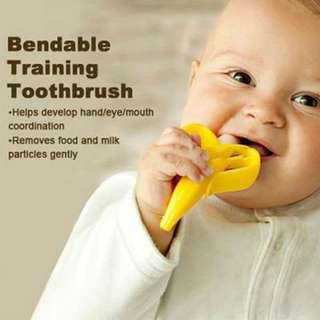 Baby Banana Teething