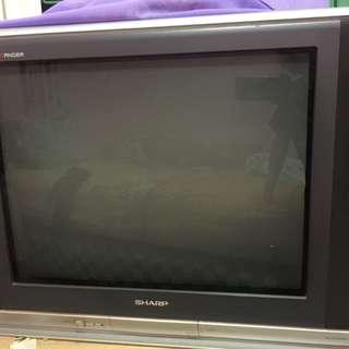 Televisi/TV merek Sharp