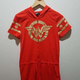 Wonder woman onsie size small