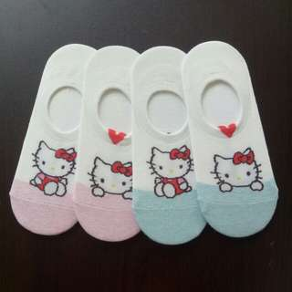 Hello Kitty Sock D (3 for $10.00)