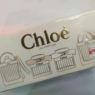 Chole蔻依/克洛伊 經典同名女士香水五4件套裝