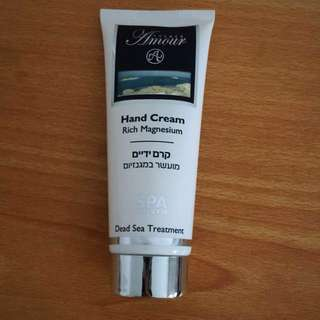 Authentic Dead Sea Treatment Hand Cream
