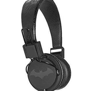 Tribe The Dark Knight Trilogy Batman Headphones
