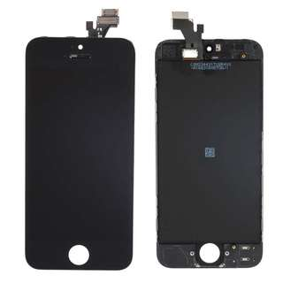 Lcd iphone 5 black