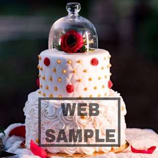 Wedding Cake Roseinnadome