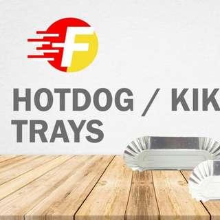 Hotdog Trays