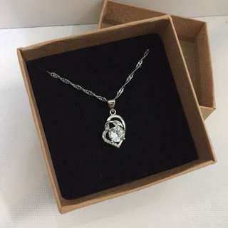 💯Silver Necklace for Ladies
