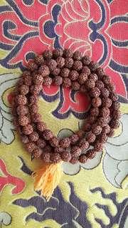 Rudraksha Japa Mala 108 Beads Chain