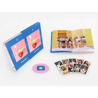 TWICE Twicetagram Monograph DVD