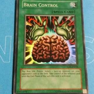 Yugioh - Brain Control Super Rare