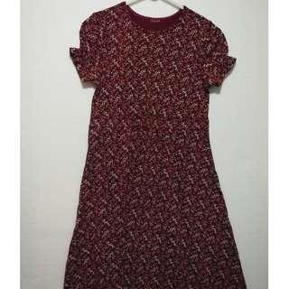 女童針織全棉花裙