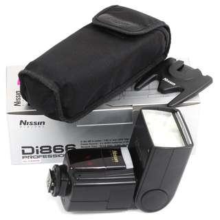 Nissin Di866 Professional (Canon)
