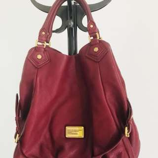 Marc by Marc Jacobs - Classic Q - Large Red