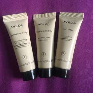 MIGHTY MARCH'18 SALE-AVEDA HAIR CARE SAMPLE SET