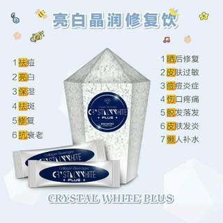 Crystal White Plus